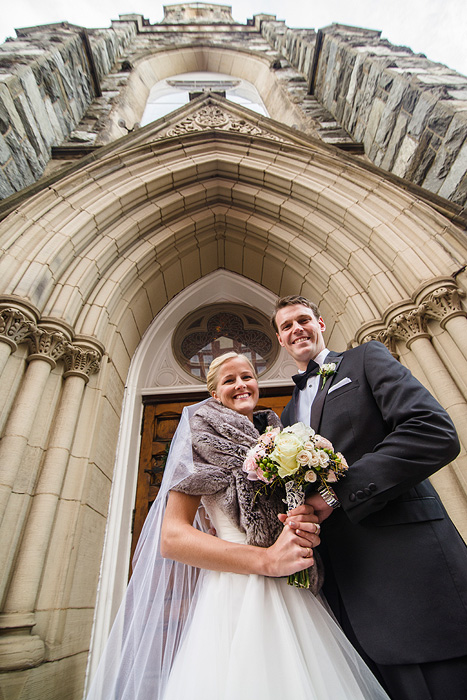 DC Wedding Photography - Old St. Mary's Catholic Church