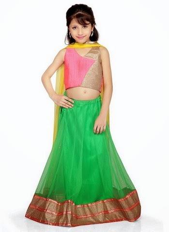Ethnic Wear Dresses For Kids Baby Girls Wedding Wear Suits Olo