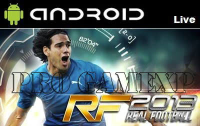 Real Football 2013 v1.0.3 Full Game Android-pro gamexp