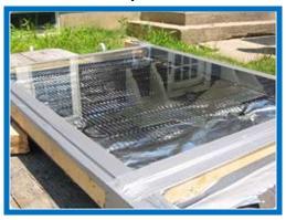 De Hacer Un Panel Solar Casero  Se Trata De Un Panel Solar T  Rmico