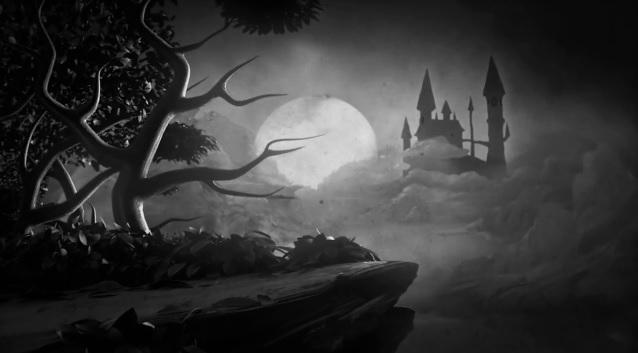 Screenshot of Sega's Castle of Illusion teaser trailer