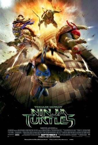 Teenage Mutant Ninja Turtles (BRRip 1080p Dual Latino / Ingles) (2014)