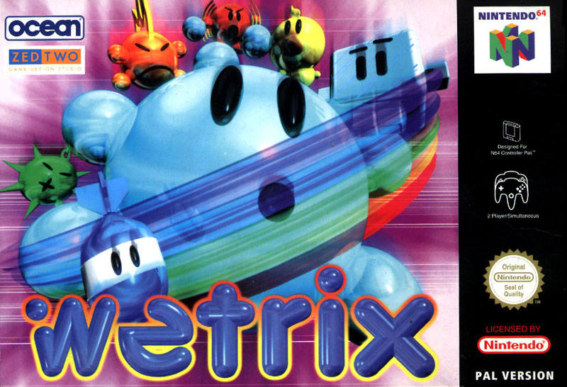 Wetrix ROMs Nintendo64 Español
