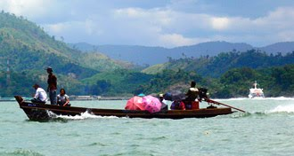 Travel from Thailand to Myanmar