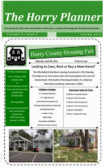 Spring Issue of Horry County Planner Available