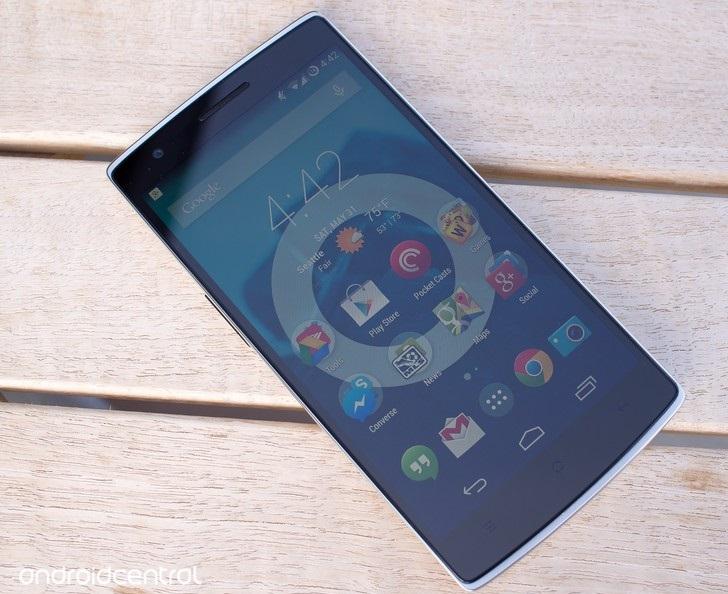 OnePlus One Cm12s