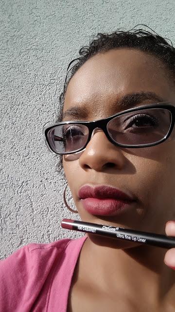 Italia Deluxe Ultra Fine Lip Liner '736 Cabaret' www.modenmakeup.com