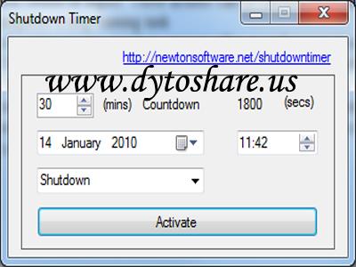 gambar shutdowntimer