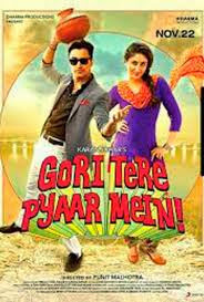 Gori Tere Pyaar Mein Dvdrip (2013) Hindi Movie Watch Online