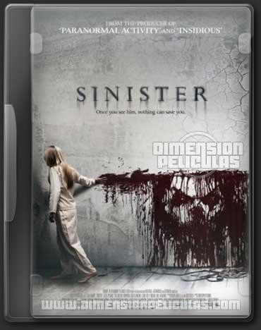 Sinister (BRRip HD Inglés Subittulada) (2012)
