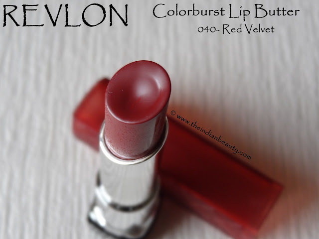 revlon colorburst lip butter red velvet reviews