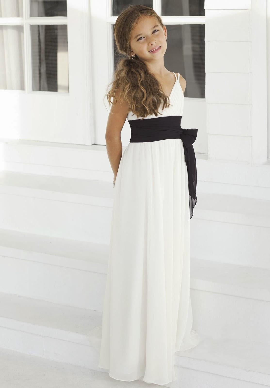 Whiteazalea junior dresses junior bridesmaid dresses with for Junior dresses for wedding
