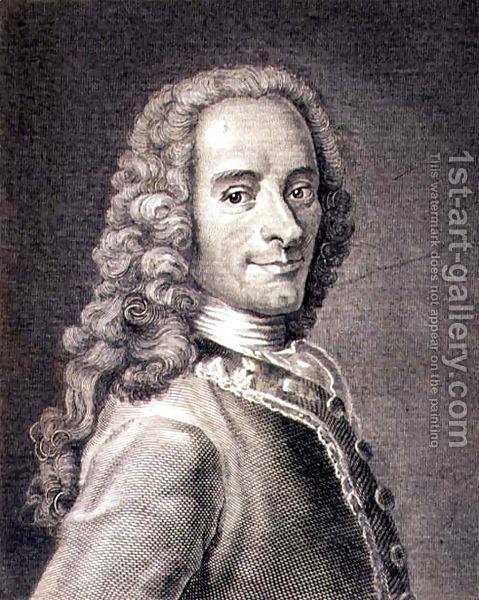 Francois Marie Arouet Voltaire