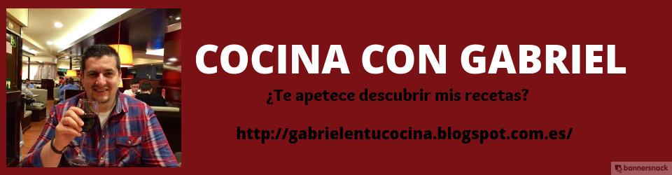 COCINA CON GABRIEL