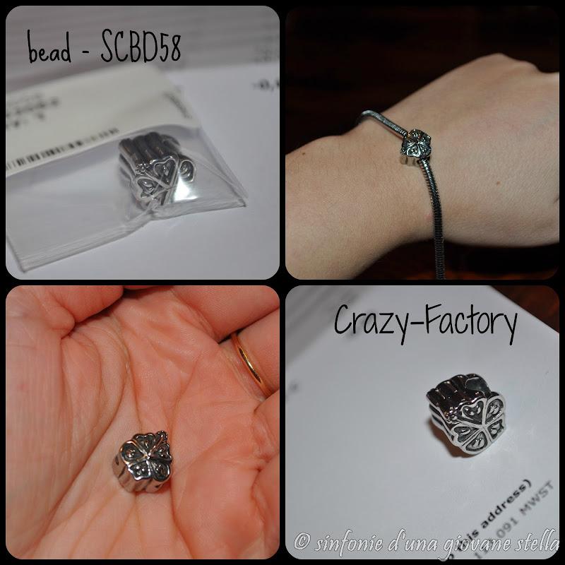 COLLABORAZIONE Crazy Factory negozio online piercing accessori  title=