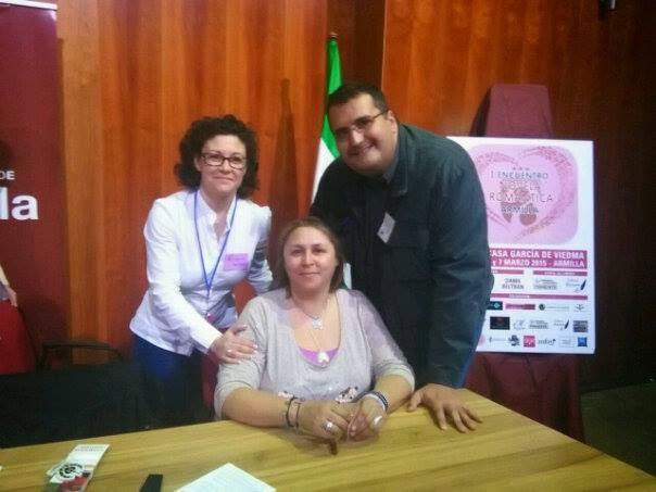 I Encuentro de Romántica Armilla, 2015
