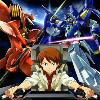 Gundam AGE ED3 Single - WHITE justice