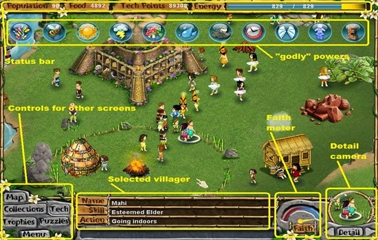 how to fish on virtual villagers