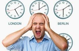 Time Zones/Jet Lag