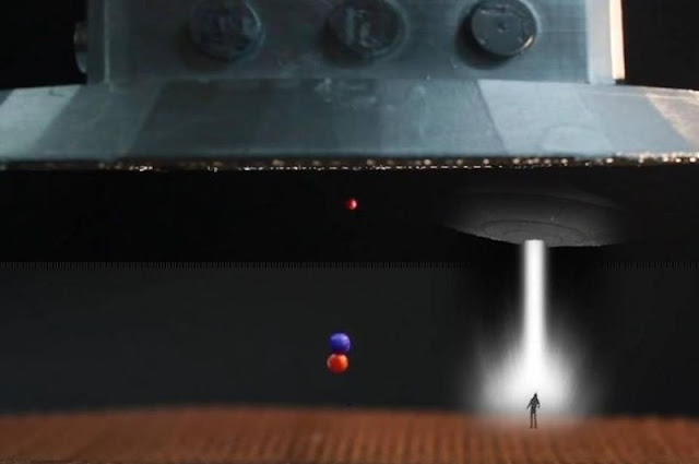 The Reality of Tractor Beams and Levitating Holograms Tractor beams of science fiction becoming a reality Levitation%2Bhologram