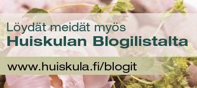 Finnish garden blogs