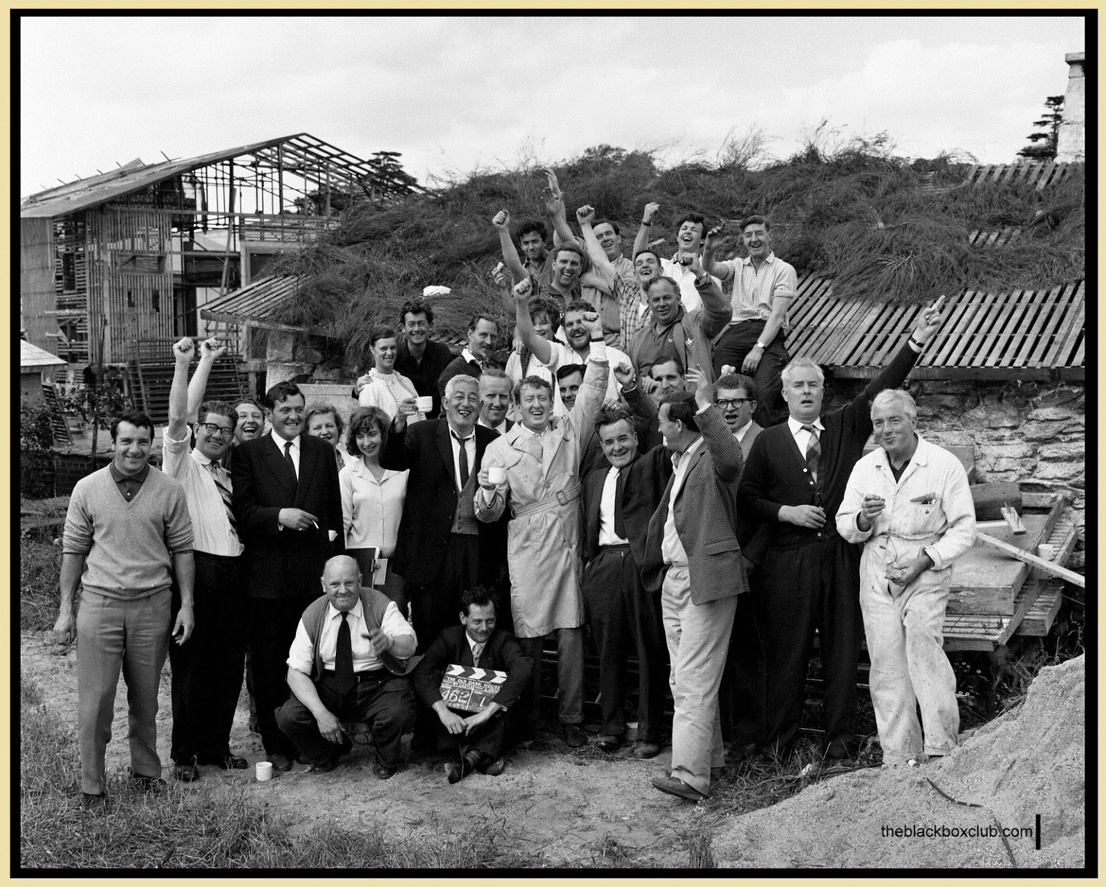 The black box club hammer films cast and crew of 39 the for Classic house voices
