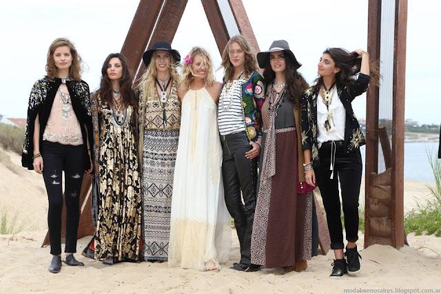 Tendencias de moda invierno 2016 Rapsodia.