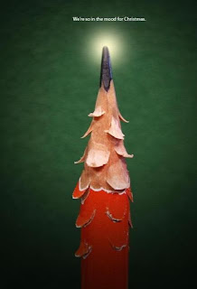 3d Pencil Christmas tree Images