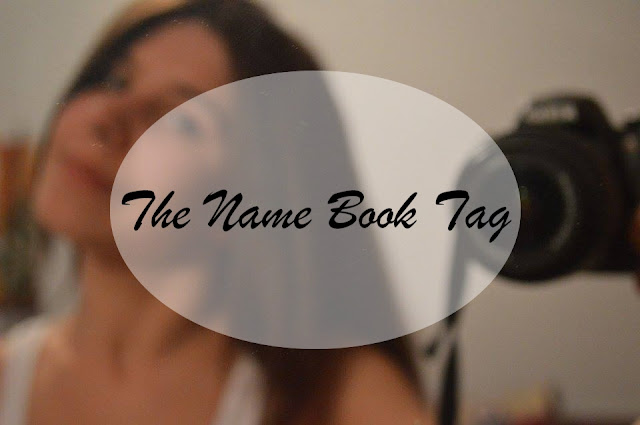 The Name Book Tag