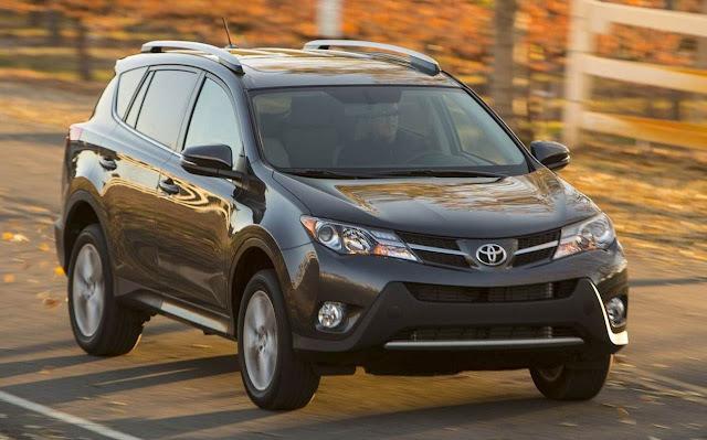 Novo Toyota RAV4 2013