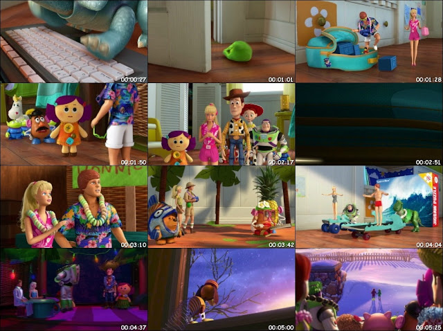 Toy Story Toon Hawaiian Vacation (2011) BluRay 720p 50MB