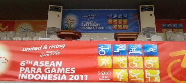 banner asean paragames solo 2011