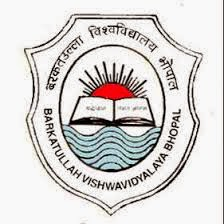Barkatullah University Time Table 2016