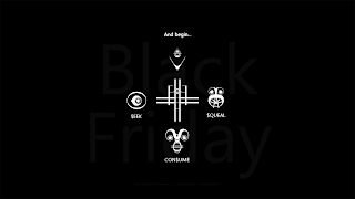 Black Friday Copyright 2014 Christopher V. DeRobertis. All rights reserved. insilentpassage.com