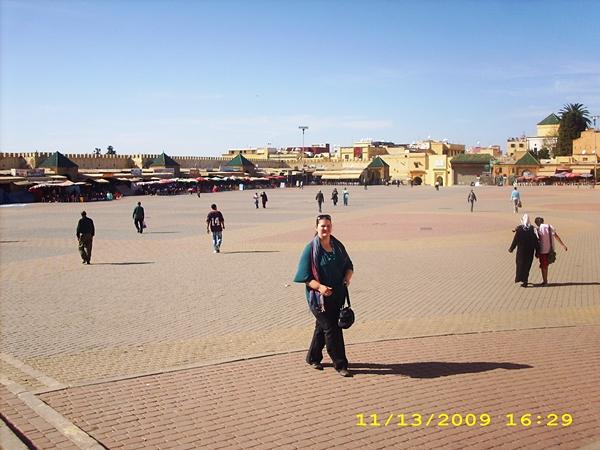 place-el-hedim-centru-meknes