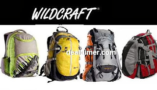 Wildcraft Backpacks Upto 60% off