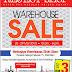 25 - 29 March 2015 Reject Shop Warehouse Sale
