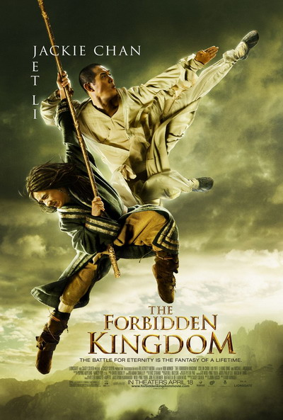 Vua Kung Fu – The Forbidden Kingdom – 2008