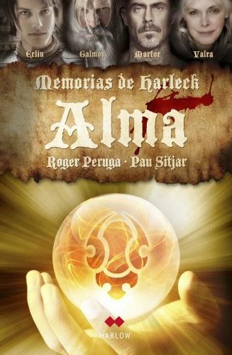 Memorias de Harleck - Alma - Roger Peruga - Pau Sitjar