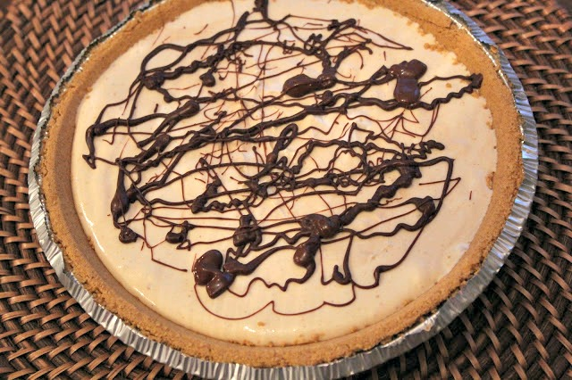 KEEP CALM AND CARRY ON: SPD: SKINNY NO-BAKE PEANUT BUTTER PIE