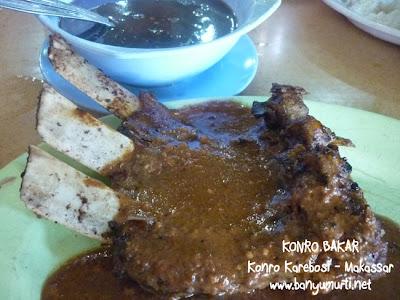 Kuliner Makassar - Konro Bakar Karebosi