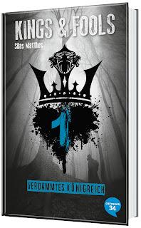 Kings & Fools – Verdammtes Königreich von Natalie Matt und Silas Matthes