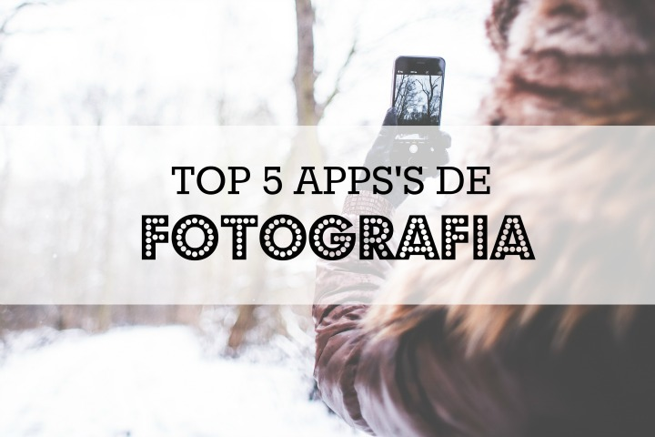 indicações de app de fotografia