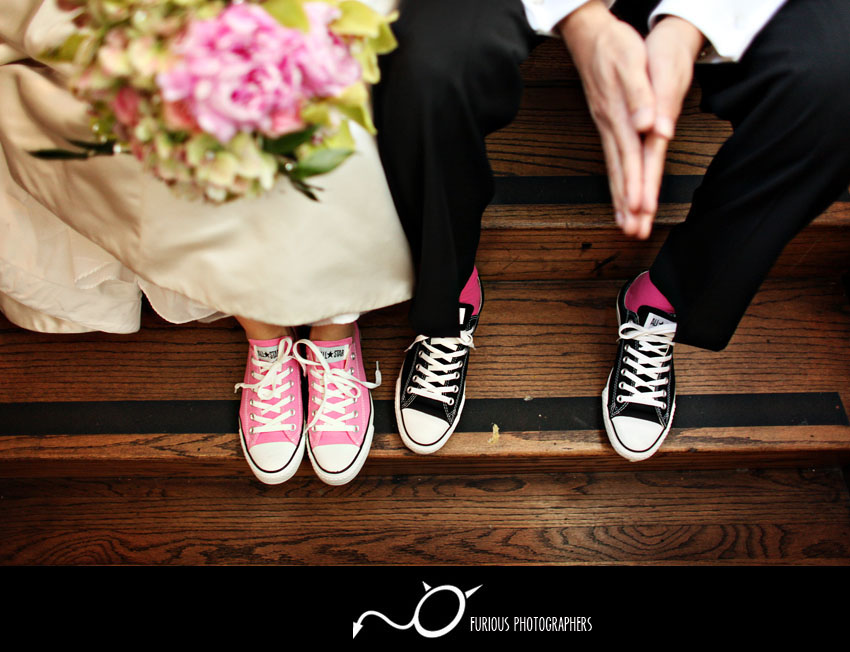 The World According to Denise: Friday Weddings: CHUCK TAYLOR