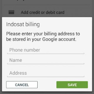 Cara Membeli Aplikasi Google Play Store