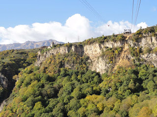 cable Tatev Armenie
