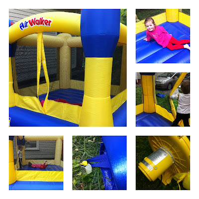 Bounce Castle Giveaway