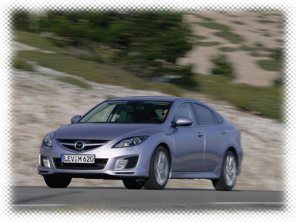 Image [ 12 of 50 ] - Mazda Mazda 4640 Part of Mazda 6 Sap - New HD ...