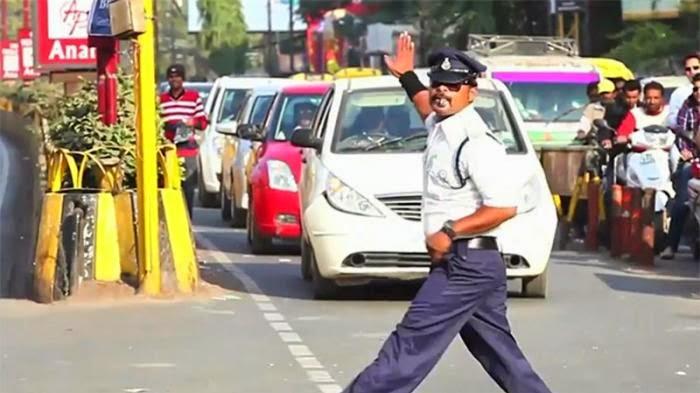 Polisi Paling Terkenal di India