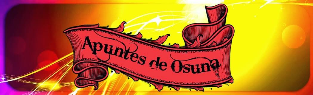 - Apuntes de Osuna